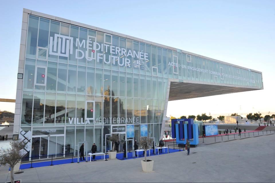 Sculpture pour Méditerranée du futur